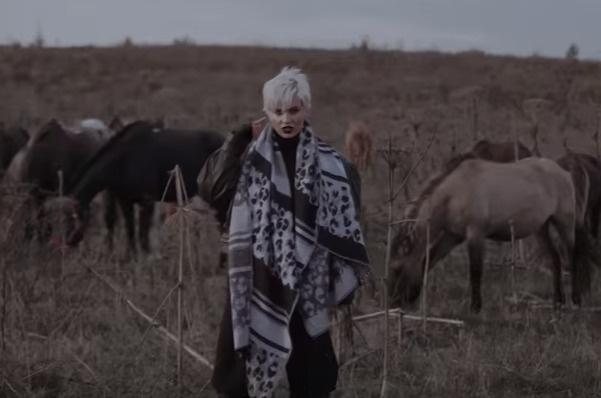 Анна Шульгина (Shena) в новом клипе