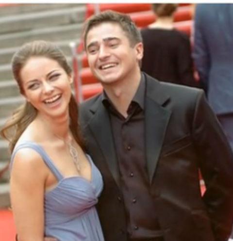 Марина Александрова и Иван Стебунов