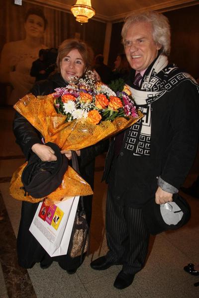 Юрий Куклачев живет с женой 50 лет