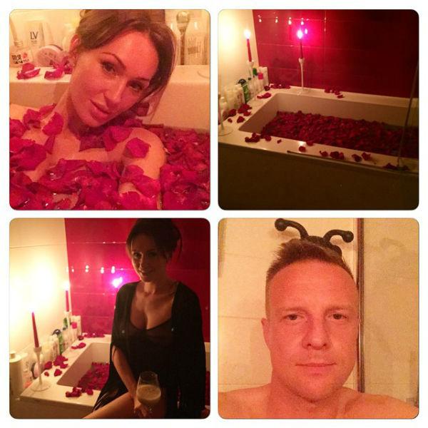 Новости: Екатерина Малафеева показала, как устроить мужу романтический сюрприз – фото №2