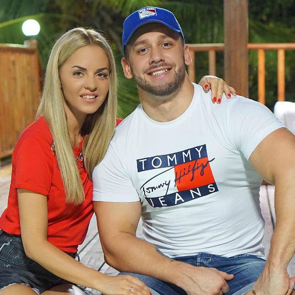 Юлия и Сергей Кучеров
