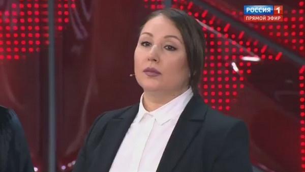 Лариса Широкова, адвокат бывшей жены Джигарханяна
