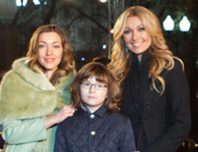 Дочь Анжелики Агурбаш дебютировала как певица