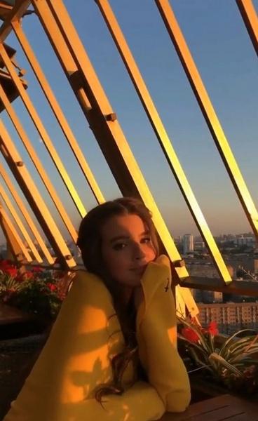 Из окон ресторана открывается роскошный вид на Москву