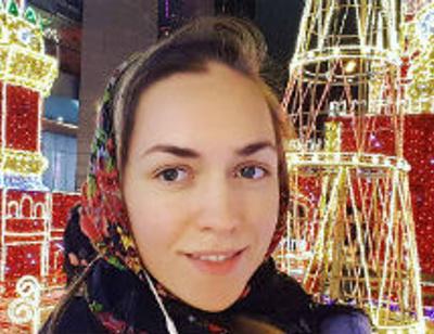 Мария Адоевцева перестала скрывать лицо нового избранника