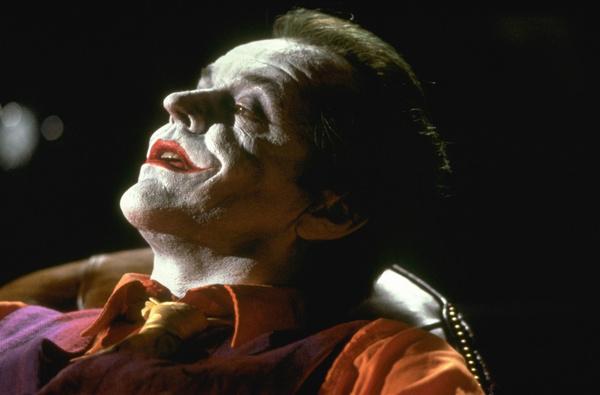 Джек Николсон стал Джокером в картине Тима Бертона