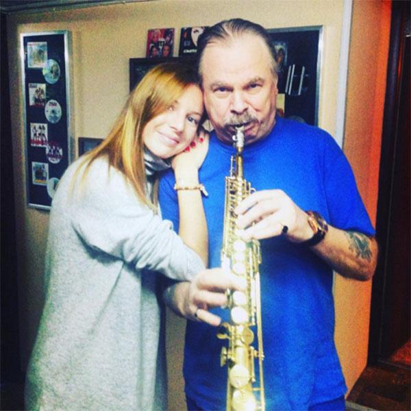 «Петрович, мы вас очень любим», - призналась свекру в день его юбилея Наталья Подольская