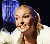 Анастасия Волочкова представила публике нового избранника и обратилась к его бывшим женам