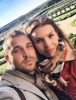 Игорь Трегубенко и Элла Суханова