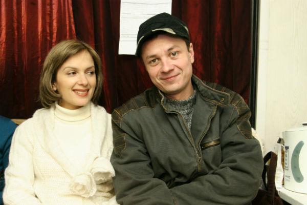 В начале отношений Древнов был популярнее Порошиной