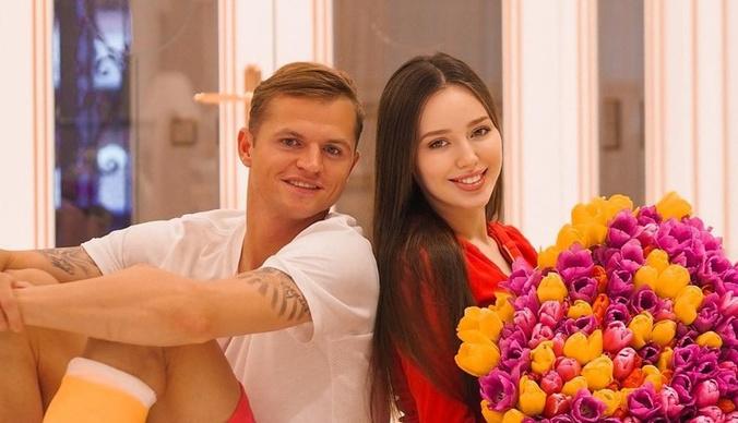 Анастасия Костенко и Дмитрий Тарасов крестили вторую дочь
