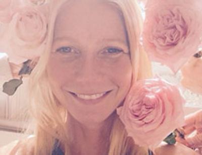 Гвинет Пэлтроу отметила день рождения с бывшим мужем