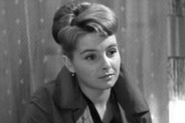 В молодости Шарыкина считалась одной из самых красивых актрис советского кино