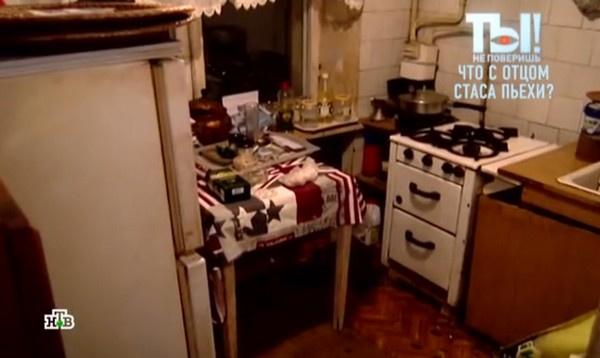 Кухня выглядит невзрачно