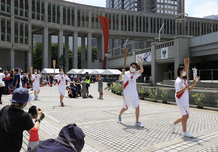Олимпиада в Токио продлится до 8 августа
