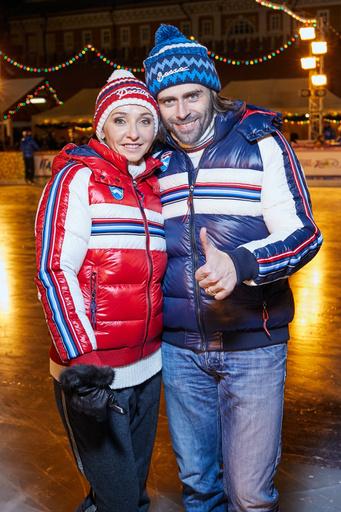 Татьяна Навка и Петр Чернышев