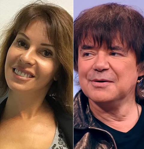 Наталья Штурм и Евгений Осин