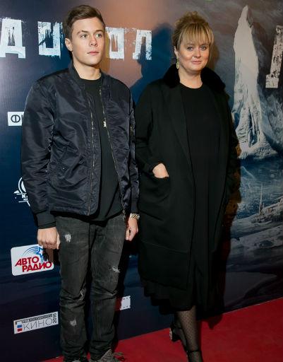 Анна Михалкова сыграла главную женскую роль в «Ледоколе»