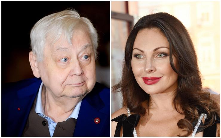 Наталья Бочкарева была одной из любимиц Олега Табакова