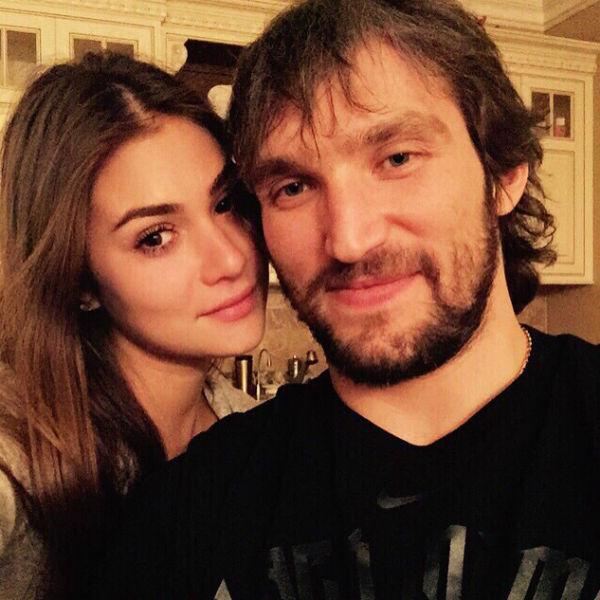 Александр Овечкин сам рассекретил личность своей избранницы