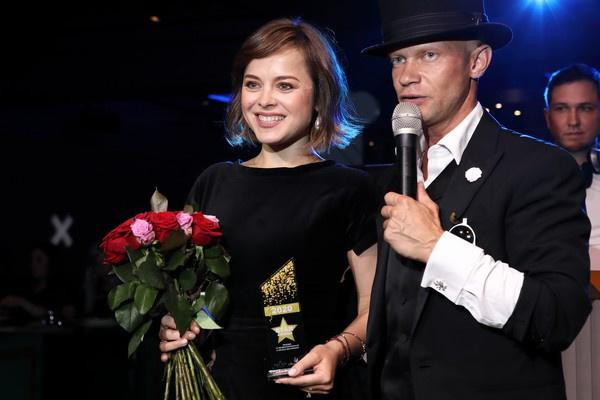 Награду получила Наталия Медведева
