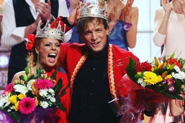 На шоу «Танцы со звездами» их дуэт с Анастасией Стоцкой короновали