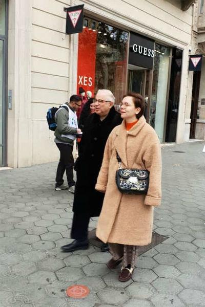 Евгений Петросян часто выходит в свет с новой женой