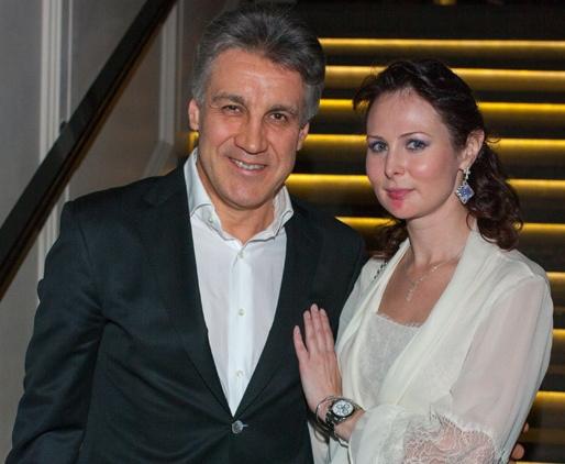 Алексей Пиманов и Ольга Погодина