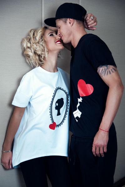 Ольга и Дмитрий часто демонстрируют свои чувства