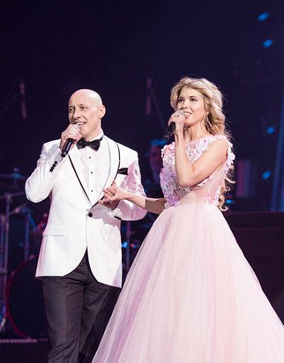 Денис Майданов и его супруга Наталья