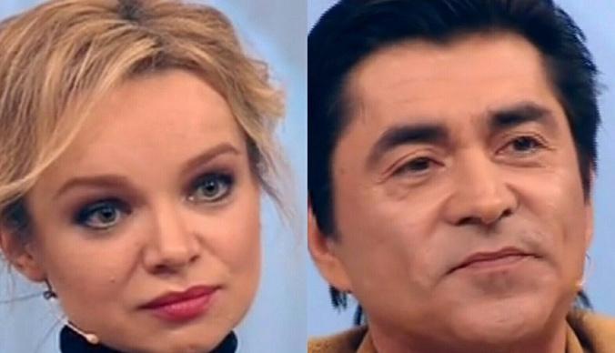 Цымбалюк-Романовская впервые встретилась с Джигарханяном