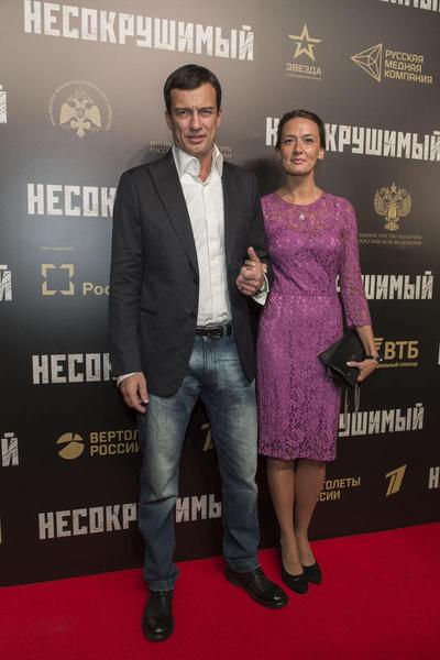 В 2017-м Андрей и Мария обвенчались