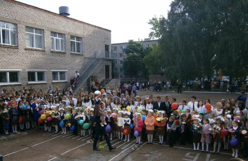 Школа №1 Стерлитамака