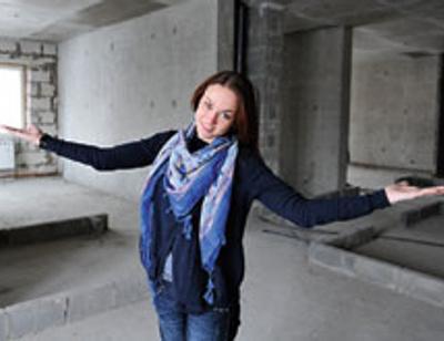 Мария Берсенева продает элитное жилье