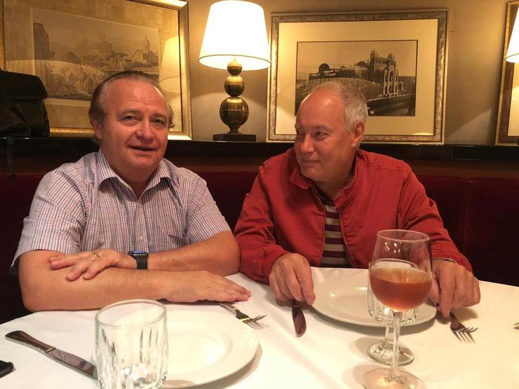 Алексей Лобарев много лет дружит с актером