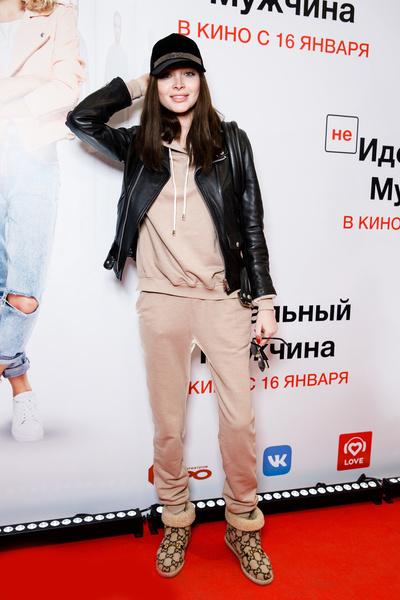 В этом образе Алену обвиняли в подражании Анастасии Решетовой
