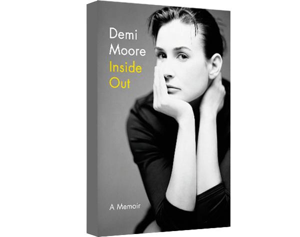 Деми начала писать автобиографию 10 лет назад, когда ее брак с Эштоном уже трещал по швам