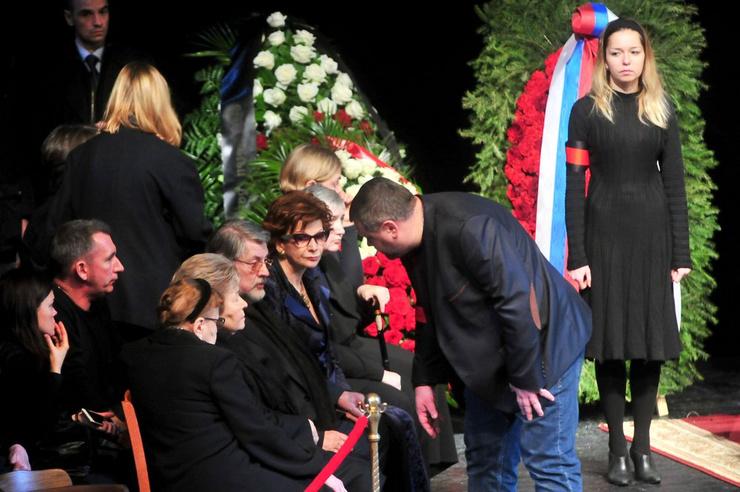 10 января 2018-го Роксана Бабаян потеряла супруга