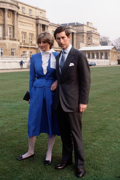 Букингемский дворец так и не стал для леди Ди домом