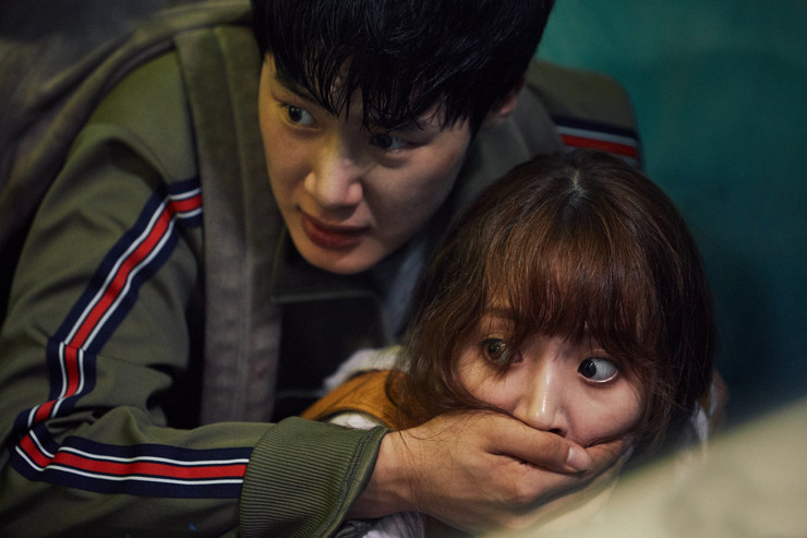 В Южной Корее снимаются не только сильные фильмы, но и оригинальные сериалы
