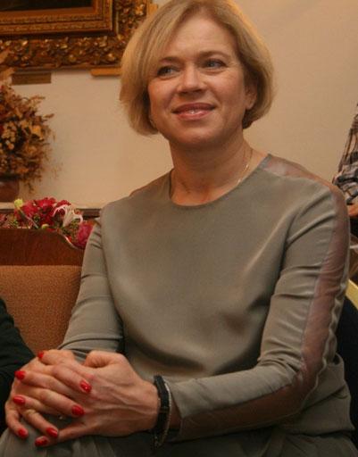 Дочь актрисы Варвара Владимирова