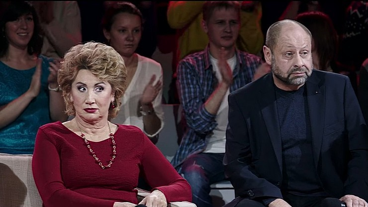 В клипе «Ленинграда» также снялась Лариса Копенкина