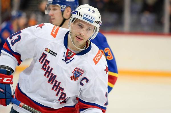 Павел Дацюк давно поддерживает Сергия