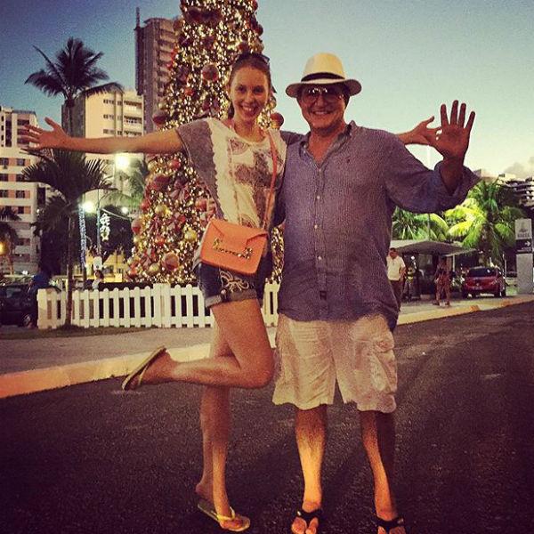 Свой отпуск Дмитрий и Полина Дибровы планировали заранее