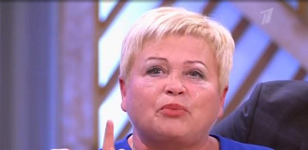 Екатерина Ивановна, мать Даны Борисовой