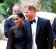 Меган Маркл и принц Гарри посетили премьеру «Короля Льва»