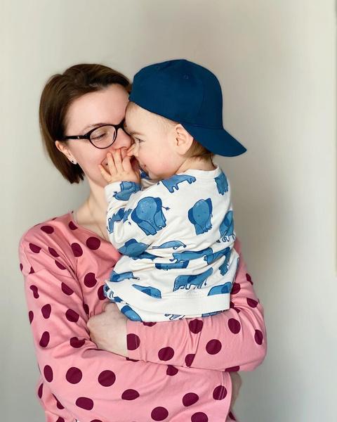 Татьяна Брухунова показала подросшего сына