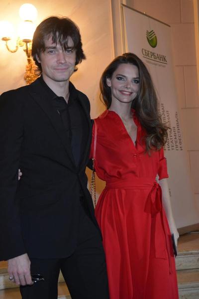 Влюбленные поженились в 2010 году