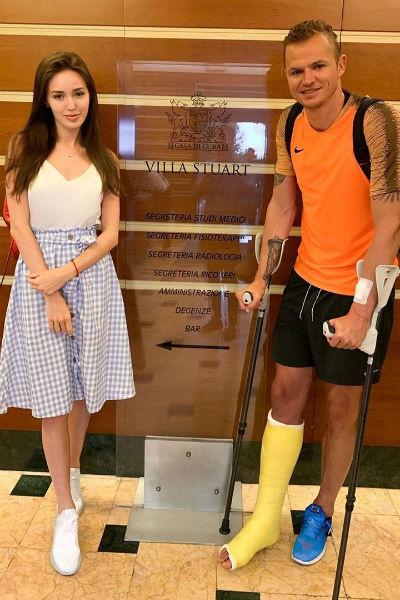 Врачи заверили футболиста, что без операции он не сможет продолжить спортивную карьеру