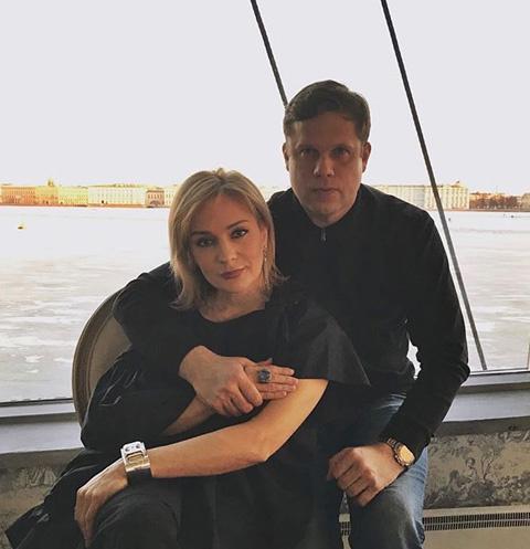 Татьяна Буланова отметила своей праздник вместе с бывшим мужем